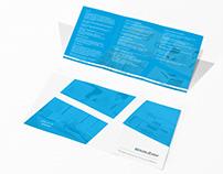 Sauber brand identity design