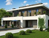 Zx146 - gotowy projekt domu