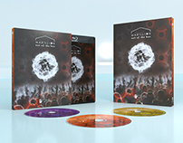 Marillion Live Blu-ray & DVD Releases