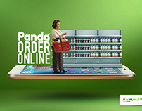 Panda KSA Order Online