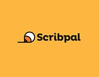 Scribpal | Brand Identity