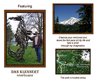 Dan Klennert Brochure - Graphic Design