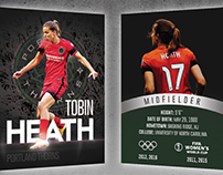 NWSL Trading Cards