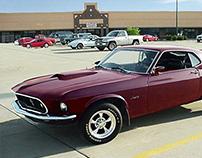 Pixel - Mustang