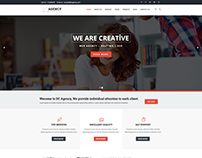 Agency For Creative Agency, Hosting, SEO, Portfolio