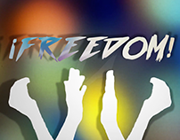 Freedom - Pharrell Williams, Lyric Video