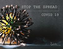 CORONAVIRUS-STOP THE SPREAD