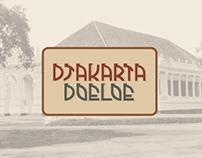 Djakarta Doeloe Typeface