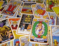 The 8-Bit Tarot