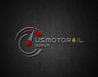 Логотип и анимация для магазина автомасел