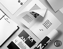 ANIKA Brand Identity