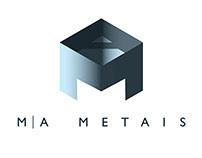 M.A. Metais Logotype