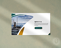 Sailing Ocean Presentation Template