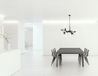 WhiteVilla - Interiors part I