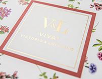 Victorio & Lucchino Gift Box Design