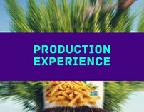 Production Experience
