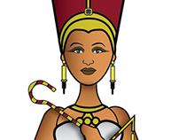 Princesas de las grandes civilizaciones - Edad Antigua