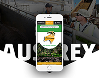 AUSTREX: Responsive Redesign by Surf Pacific