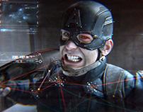 Captain America Civil War | GFX
