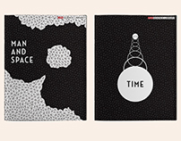 Redesign Time Life books from 1960s