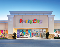 Party City Storefront Redesign