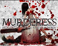 Murderess Font