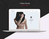 ZBS Tattoo Studio Website