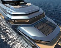 HORIZON // 60M Explorer Yacht