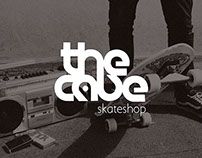 WEB : THE CAVE ~ skateshop