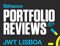Behance Portfolio Reviews 2014