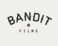 Bandit Films Logo Design