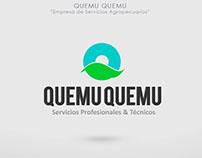 Logotipo para Quemu Quemu