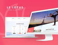 Le Lotus - Health Beauty and Yoga WordPress Theme