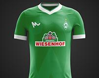 2016 Werder Bremen Concept Kits