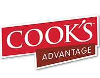 Designed new brand. Cook's Advantage for LifetimeBrands