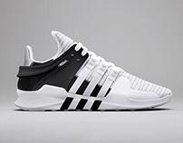 Adidas: Product EQT Shoe retouching