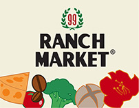 RANCH MARKET - Social Media Campaign
