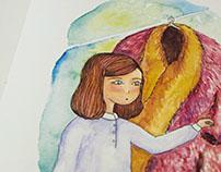 Craft - NARNIA illustrations