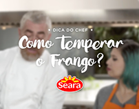 Seara - Dicas do Chef Atala - Como Temperar o Frango?