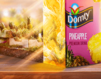 Domty Summer Campaign