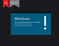 Alhind.com Website Revamping Submisssion