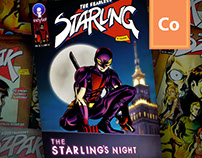 The Starling's Night | Fearless Starling #2.1 comic