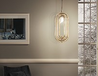 Turner Pendant lamp by DelightFULL