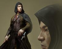 another swordsman
