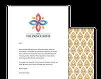 Hotel Prince Royal Brand Design