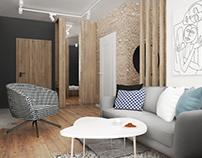 kawalerka / studio flat