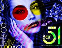 BAR51 – Summer Terrace Opening Poster