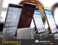 Huawei P9 Activation Concept