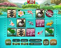 Koi Garden Slot Game