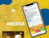 Grupo Mar e Sol - Social Media